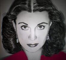 Vivien Leigh by Siamesecat