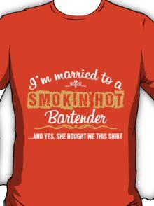 Funny Bartender T-shirt T-Shirt