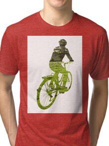 Green Transport 5 Tri-blend T-Shirt