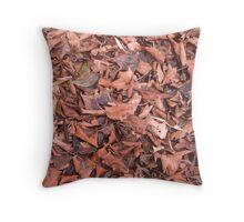 Autumn Leaves... Throw Pillow