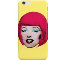 Bob Marilyn Monroe Variant 1 iPhone Case/Skin