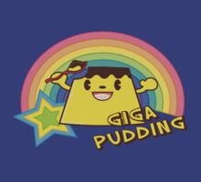 Giga Pudding by fartounet