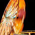 Ferris wheel, Santa Monica by Mike Shin