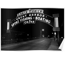 Pier gateway Poster