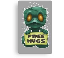 Amumu Free Hugs Canvas Print