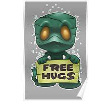 Amumu Free Hugs Poster