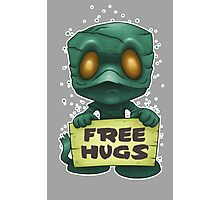 Amumu Free Hugs Photographic Print