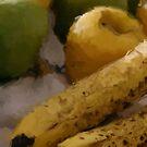 Banana's  by Jena Ferguson