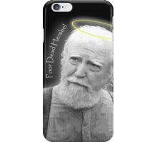 Poor Dead Hershel iPhone Case/Skin