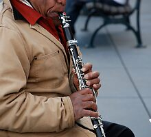 Clarinet by Mike Shin