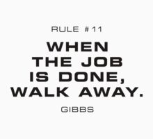 Rule #11 by Red68