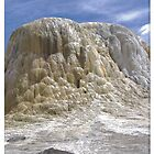 Mammoth Springs by avocet