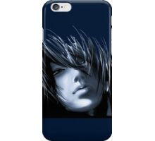 Black and White - Anime iPhone Case/Skin
