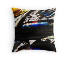 Fate of the Dragon Throw Pillow