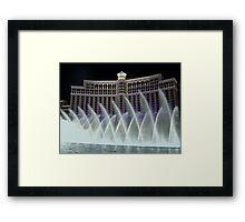 Bellagio Framed Print