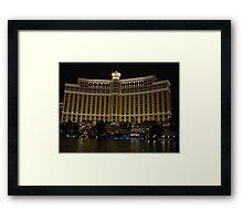 Bellagio II Framed Print