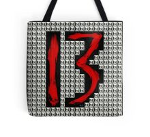 studded 13 Tote Bag