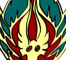 Blood elf icon - Worlf of Warcraft Sticker