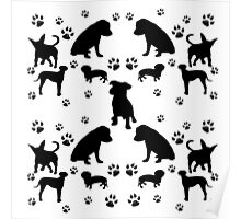 Black Dogs Poster