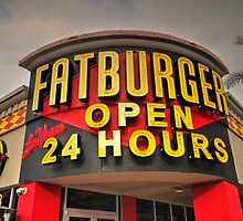 Fatburger  by Rob Hawkins