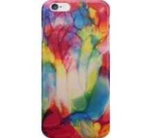 """Tropical"" original artwork by Laura Tozer iPhone Case/Skin"