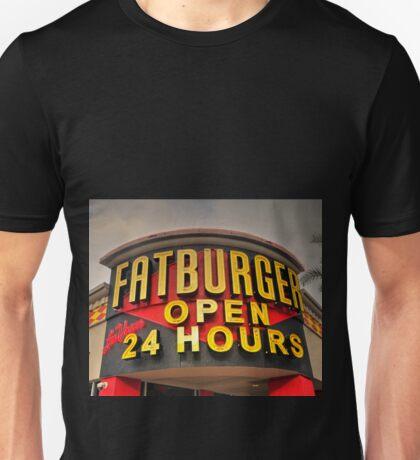 Fatburger  Unisex T-Shirt