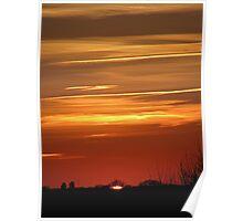 Sunset 4 08-02-08 Poster