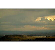 Mt. Gisborne #2 Photographic Print