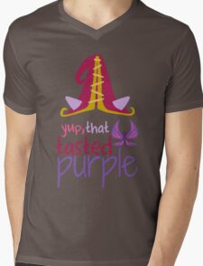Lulu - Yup, That Tasted Purple! - League of Legends Mens V-Neck T-Shirt