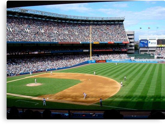 Yankee Stadium by Mike Shin