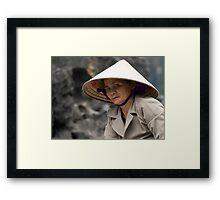 Yen Vi River Framed Print