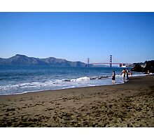 China Beach Photographic Print