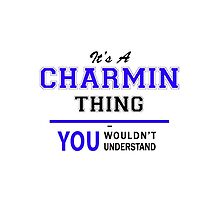 It's a CHARMIN thing, you wouldn't understand !! by yourname