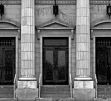 Three Doors by Rebecca Cruz