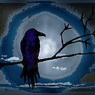 Blue Crow by AquilusDomini