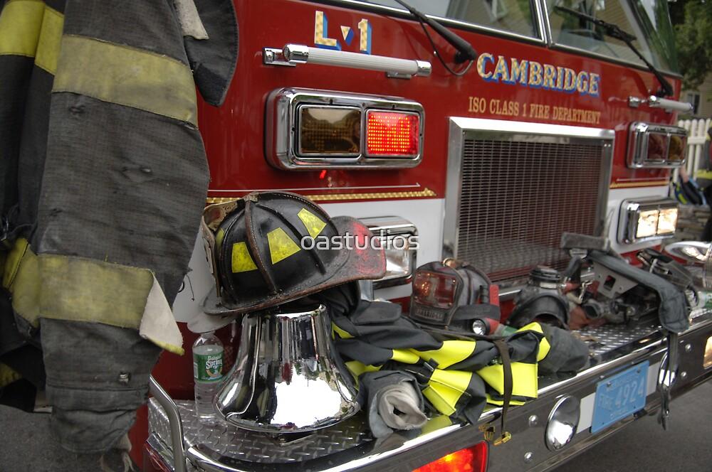 working fire by oastudios