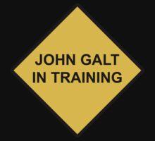 Occupy Movement - John Galt In Training by wetdryvac