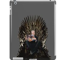 Dr Who/Game of Thrones: The Doctor iPad Case/Skin