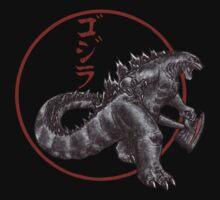 Godzilla 2014 Muto by Rich3rd