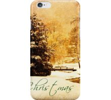 Whispers in Silence Greeting Card  iPhone Case/Skin