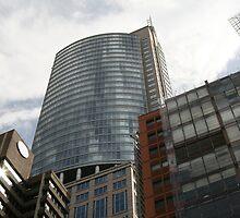Office Tower - Sydney, Australia by Neil Grainger
