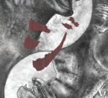 1954/2014 gojira Sticker