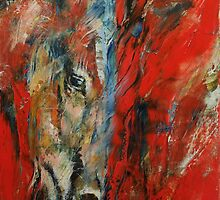 Dragon by Michael Creese