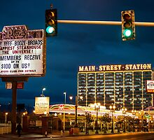 Main Street Station  by Rob Hawkins