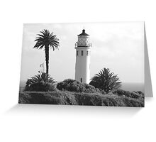 Point Vincent Lighthouse  Greeting Card