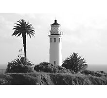 Point Vincent Lighthouse  Photographic Print