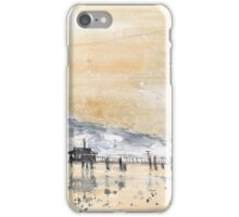 Lake Constance In Winter iPhone Case/Skin