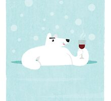 Polar Bear by carinapope