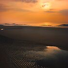 Hazy Sunrise by Jason Anderson