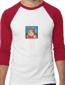 Wow Rush Men's Baseball ¾ T-Shirt